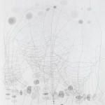 Koenig's response to Smulovitz' work - Untitled drawing